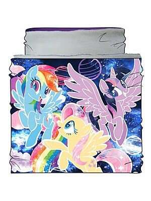 MY LITTLE PONY halsedisse offwhite