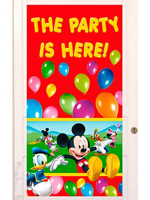 MICKEY MOUSE banner |1 stk.