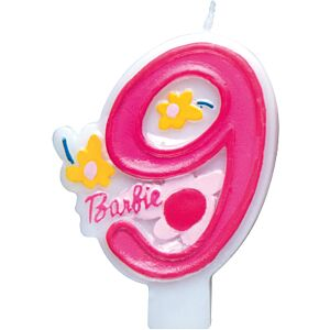 BARBIE - lys nr. 9 - 1 stk.